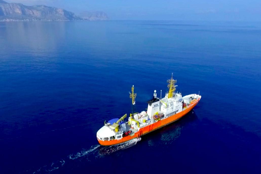 La Méditerranée : frontière ou horizon politique ?