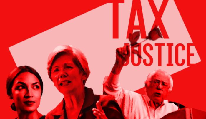 La gauche américaine à l'assaut de la justice fiscale