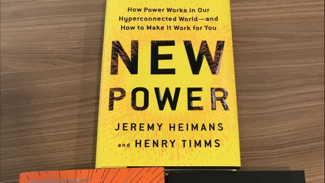 Revue de lecture – À l'aube du nouveau pouvoir