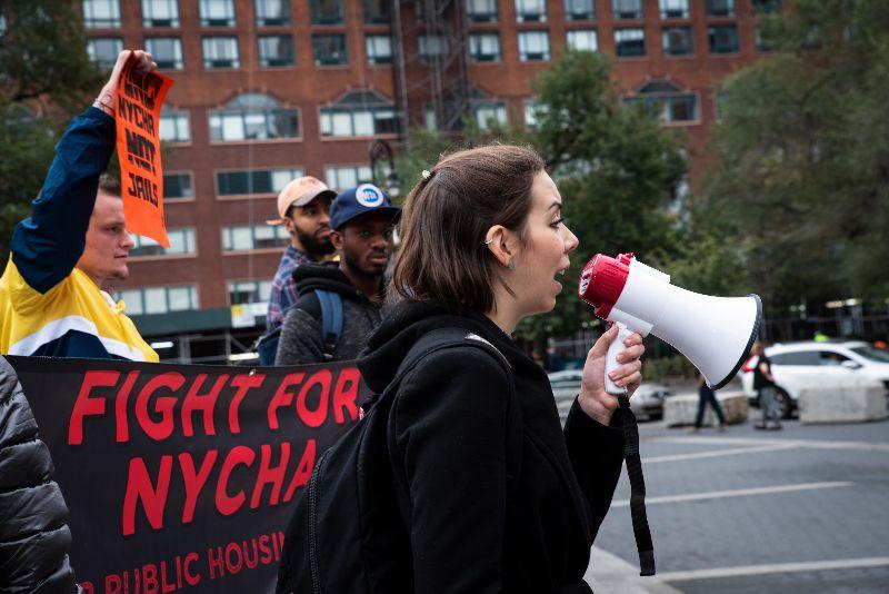Interview avec Lauren Ashcraft, candidate au Congrès (NY-12)