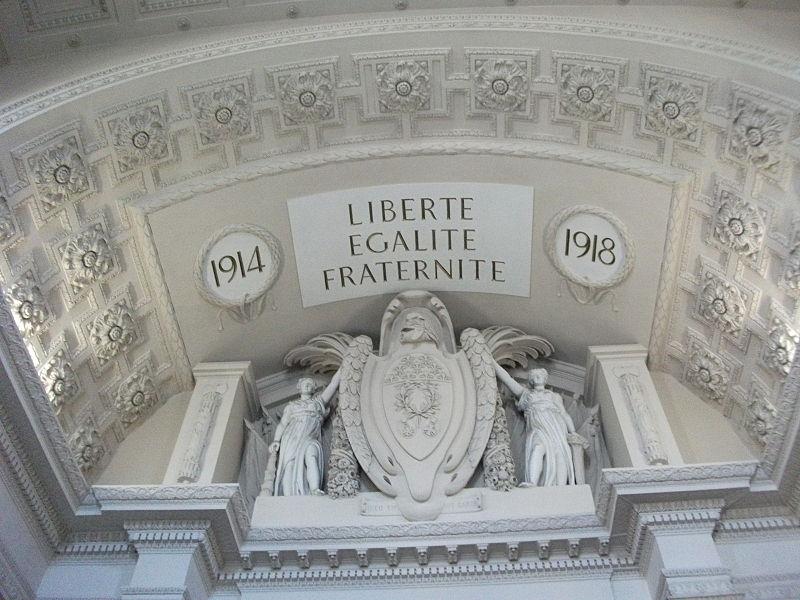 Mairie de Reims - source Wikipédia