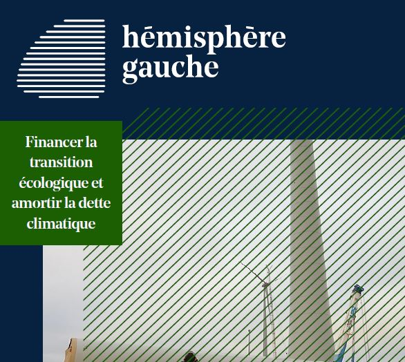 Financer la transition écologique et amortir la dette climatique